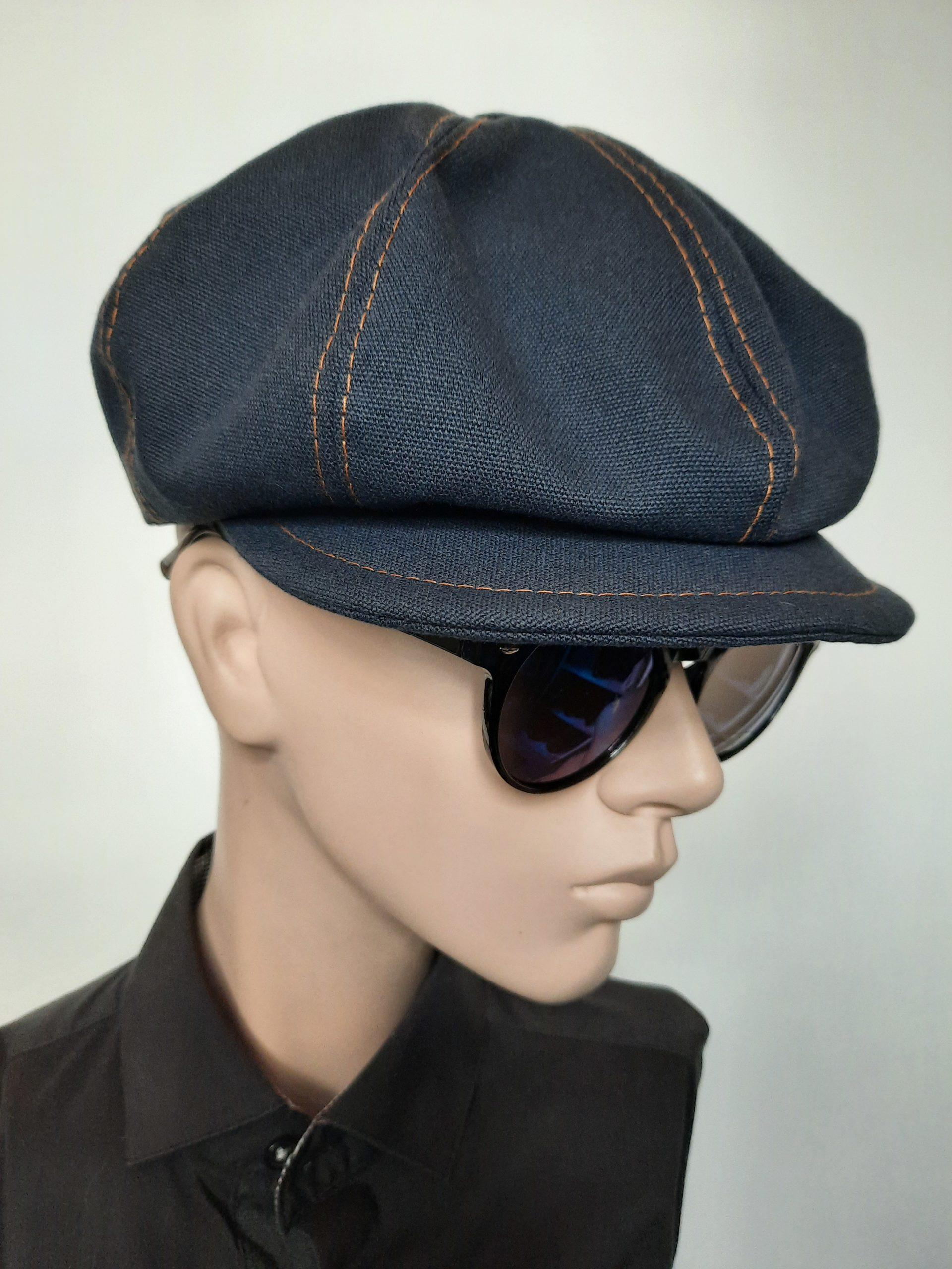 Balon Mütze blau